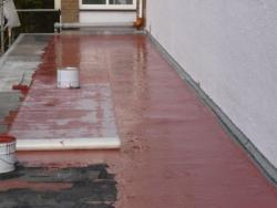 Polymer Roofing Base Coat Description